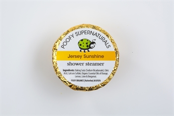 Picture of Jersey Sunshine Shower Steamer