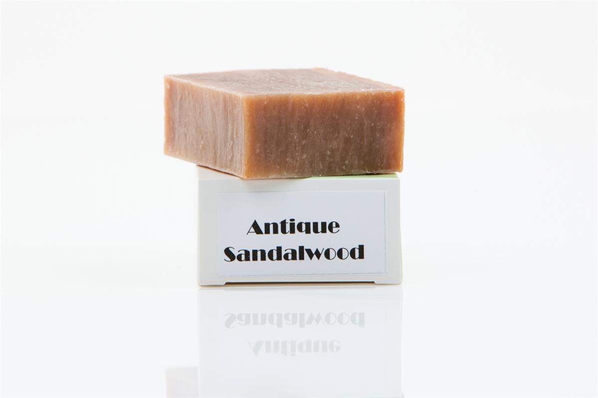 Picture of Antique Sandalwood Soap