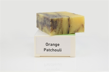 Picture of Orange Patchouli Soap Bar