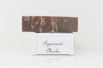Picture of Peppermint Mocha Soap Bar